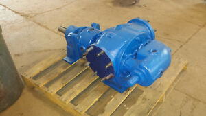 6 Viking N335 Fully Jacketed Pump head Relief Shaft Are Jacketed Rebuilt