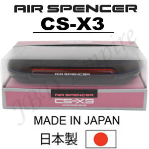 Cs x3 Air Spencer Eikosha Air Freshener Case Japan Jdm Genuine Csx3 Crystal