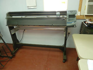 Gerber Odyssey Xp 50 Plotter Cutter Pre owned In Excellent Condition