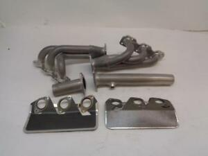 Brand New Exhaust Manifold Headers For Bmw V6 Ceramic Coated R38