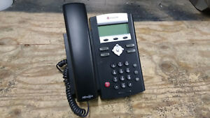 Polycom Soundpoint Ip 335 Voip Phone Used
