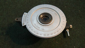 Karl Lambrecht Rotary Stage Laser Optical Mount Dial 0 180