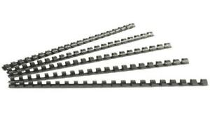 12mm Spiral Binding Combs Pack Of 100 Q Connect