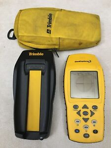 Trimble Geoexplorer 3 With Charging Base And Free Shipping