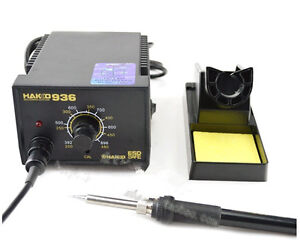 New Brand High Quality Copy Model 220v Eu Plug Hakko 936 Soldering Station Kit