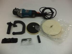 New Makita 9237c 7 In Polisher With Foam Pad And Carrying Bag R51
