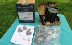 Grundfos Cast Iron Circulator Pump Ups 15 58fc W o Check Valve