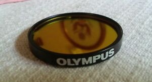 Olympus 45mm Green Interference 550nm Filter Phase Contrast If Part 43if550w45