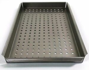New Ritter Midmark M11 Large Tray Stainless Ultraclave Autoclave Sterilizer Tray