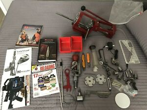 Hornady 95100 Lock N Load Loader Automatic Press + Extras