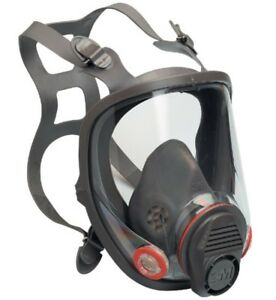 3m 6700 Respirator Full Face piece Size Small Brand New Fast Free Shipping