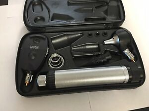 Heine Beta 200 Set Kit Ophthalmoscope And Otoscope In A Soft Case