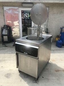 Giles Deep Fryer Gef 720 Auto Lift