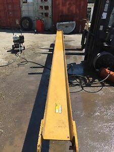 Jib Crane 1 Ton Wall Mount Air Technical Industries Wc220