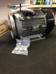 Soga Electric Motor 7 5 Hp