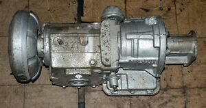 1961 63 Pontiac Tempest Powerglide Transmission Differential Complete Unit