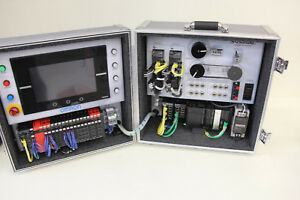Omron Sysmac Configuration And Programming Trainer Demo Training Unit Servo Plc