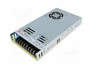 Mean Well Rsp 320 5cc 300w 5 Volt Power Supply With Pfc And Conformal Coating