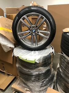 Bmw Wheel And Tire Package Style 647