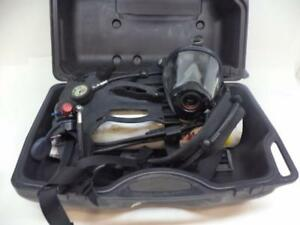 Survivair Breathing System Apparatus W Mask 2216 Psi F2