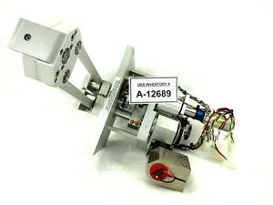 Asyst Technologies Theta Arm Robot Assembly Hine Design Used Working