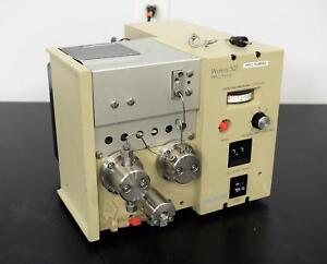 Waters 501 Hplc Pump Solvent Delivery System Liquid Chromatography