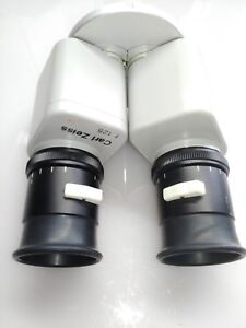 Carl Zeiss Binocular F125 T For Slit Lamp Or Opmi Microscopes