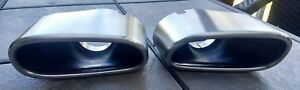 Porsche 911 997 Oem Exhaust Tips Sebring Austria Beautiful