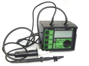 Nos Metriso Germany 500d Electric High Voltage Insulation Tester Digital Display
