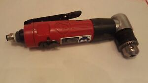Chicago Pneumatic Angle Air Drill Cp879