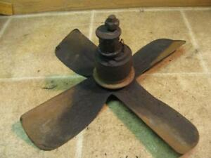 1923 Fordson Model F Tractor Fan With Pulley Shaft And Eccentric