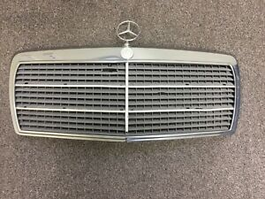 1991 Mercedes benz 190e Grille Assembly Used
