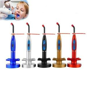 Hot Dental Wireless Cordless Led Curing Light Lamp 2000mw Tools For Dentist Jl