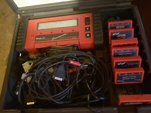 Snap On Scanner Lot Mt2500 Used Nice