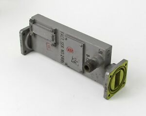 Coaxial Waveguide Directional Coupler Wr 112 7 05 10 Ghz Type n