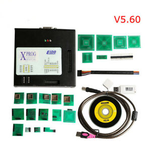 Xprog 5 60 Ecu Chip Programmer X prog m Box V5 60 Xprog m 5 6 With Usb Dongle