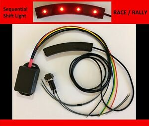 Ant Progressive Sequential Shift Light High Quality Universal Rally Race