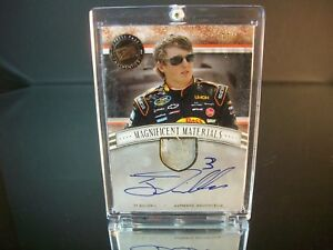 Ty Dillon Press Pass Magnificent Materials AUTOGRAPHED RACE USED FIRESUIT 2013 $8.99
