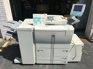 Canon Imagerunner 105 Black And White Copier