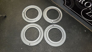 Porsche 356 Pre A Turbo Rings Reproductions