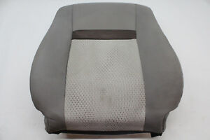 2012 Toyota Camry Seat Cushion Front Upper Left Gray Fd10 Oem 12 13 14 15 9