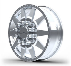 Jfw Forged Dually Wheels Jf004 24