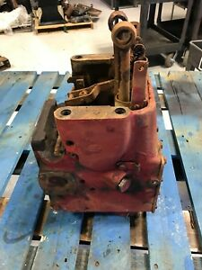 1963 Farmall Ih 140 Hydraulic Box Ih140