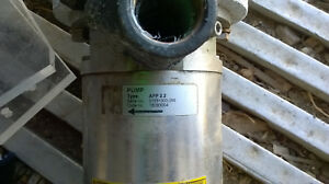Danfoss App2 2 Pump Taken From Working Environment Guaranteed Working App 2 2