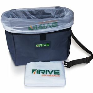 Drive Auto Products Car Garbage Can By From The Drive Bin As Seen On Tv