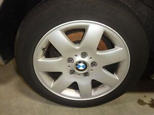 Oem Used Wheel 2003 Bmw 325i 16x7 tire Not Included