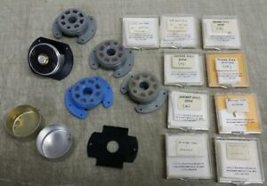 Lot Of Rotary Optical Sensing Encoder Parts Discs Photonics Photics Research