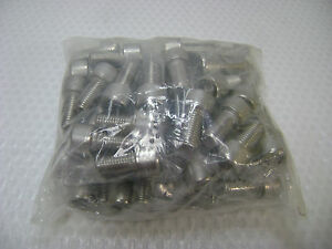 3215 Lot Of 68 Ebara P n C1010 201 0001 Hexagon Socket Head Cap Screws