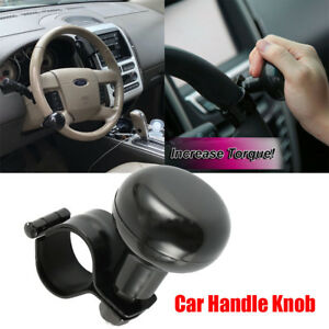 Steering Wheel Suicide Spinner Handle Power Knob Heavy Duty Universal Car Truck