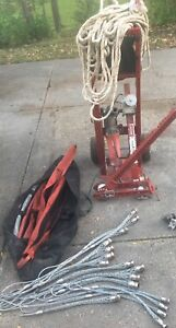 Maxis 3k Cable Puller Complete Set Of Maxis Grips Pulling Heads